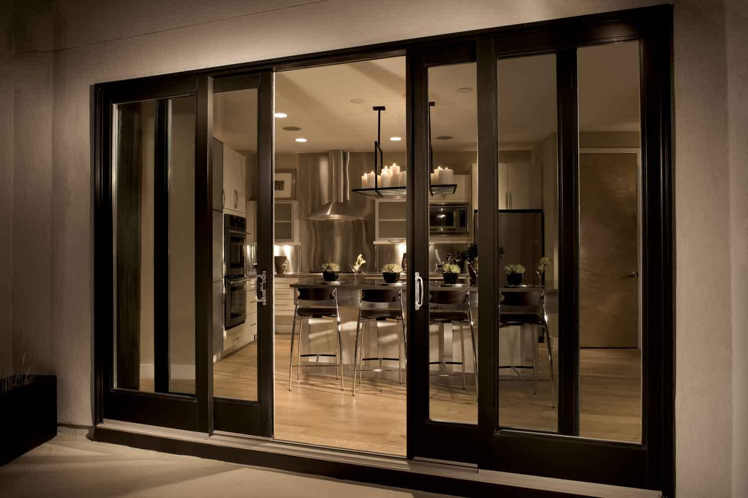 7 reasons why you should buy custom made sliding doors for Outside doors with glass
