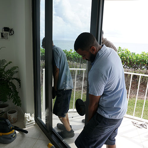Sliding Glass Door Repair Jupiter
