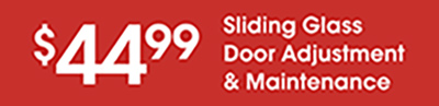 Sliding Glass Door Coupon